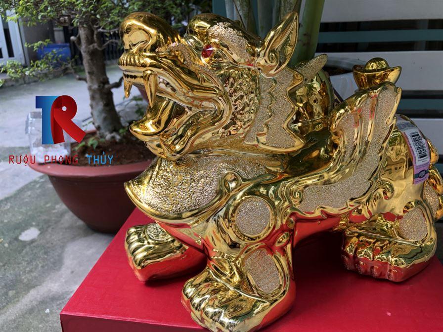 Tượng Kỳ Lân Phong Thủy - linh vật